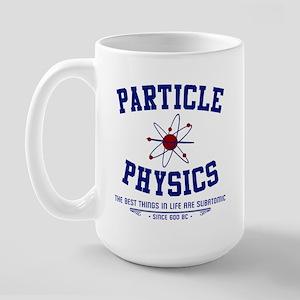 Particle Physics Large Mug