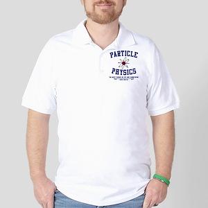 Particle Physics Golf Shirt