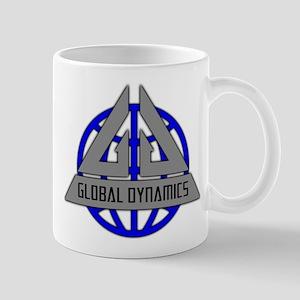 Global Dynamics Small Mug