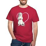 Heart in Hand Dark T-Shirt