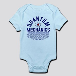 Quantum Mechanics Infant Bodysuit
