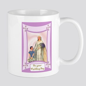 Bride and bridesmaid Mug