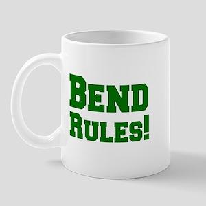 Bend Rules! Mug