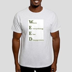 Weed Shirt Light T-Shirt