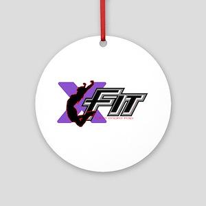 XFit Ornament (Round)