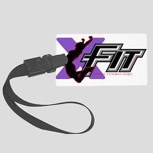 XFit Large Luggage Tag