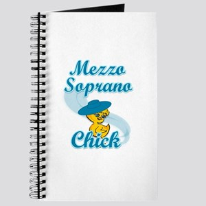 Mezzo Soprano Chick #3 Journal