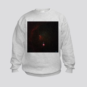 Orion constellation - Kids Sweatshirt