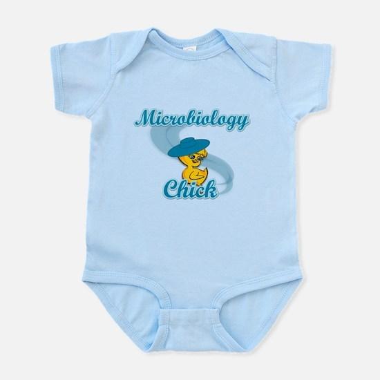 Microbiology Chick #3 Infant Bodysuit
