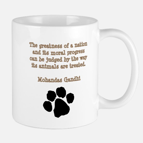 Cute Ghandi Mug