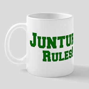 Juntura Rules! Mug