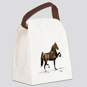 Hackney Pony Canvas Lunch Bag
