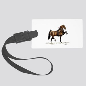 Hackney Pony Large Luggage Tag