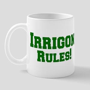Irrigon Rules! Mug
