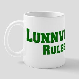 Lunnville Rules! Mug