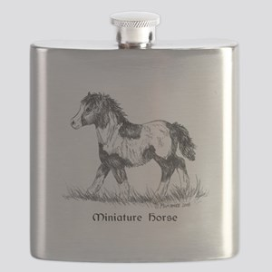 Miniature Horse Foal Flask
