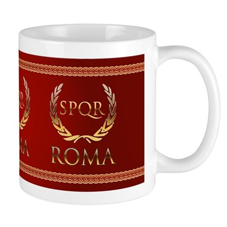 Roman Mug