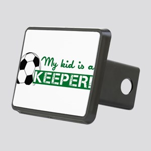 Proud Goalkeeper Parent Rectangular Hitch Cover