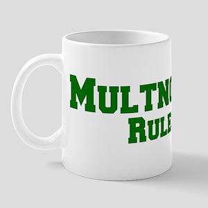 Multnomah Rules! Mug