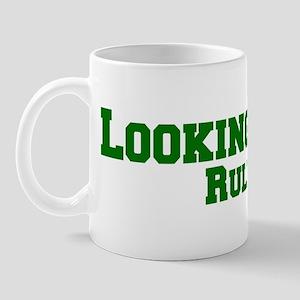 Lookingglass Rules! Mug