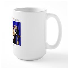Lend Me A Tenor Large Mug