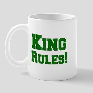 King Rules! Mug