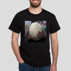 Elephant Bird, Aepyornis egg - Dark T-Shirt