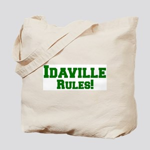 Idaville Rules! Tote Bag