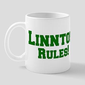 Linnton Rules! Mug
