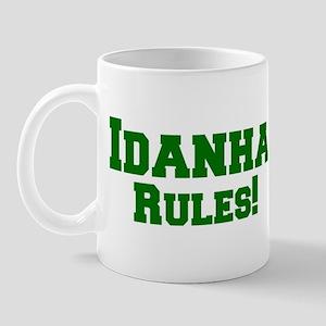 Idanha Rules! Mug