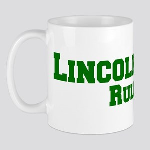Lincoln City Rules! Mug