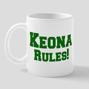 Keona Rules! Mug