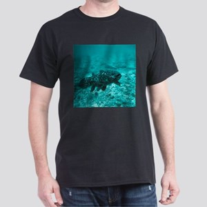 Coelacanth fish - Dark T-Shirt