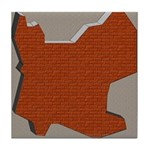 brick Tile Coaster