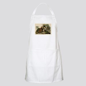Ruffled Grouse Apron