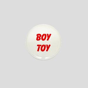 Boy Toy Mini Button