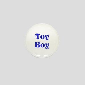 Toy Boy Mini Button