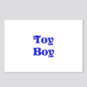 Toy Boy Postcards (Package of 8)