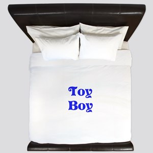 Toy Boy King Duvet