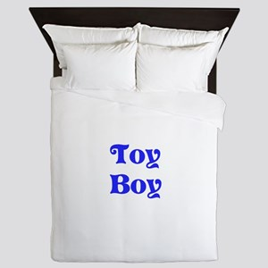 Toy Boy Queen Duvet