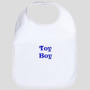 Toy Boy Bib