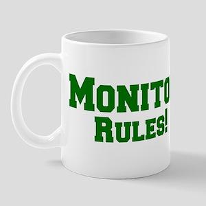 Monitor Rules! Mug