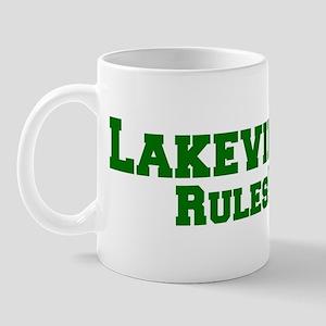 Lakeview Rules! Mug