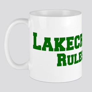 Lakecreek Rules! Mug