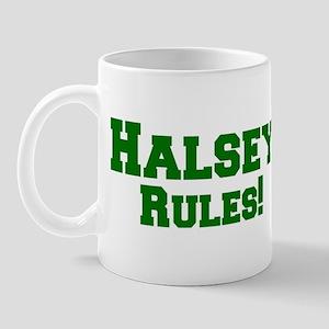 Halsey Rules! Mug
