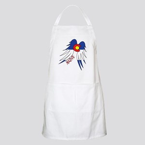 Native WIngs Apron