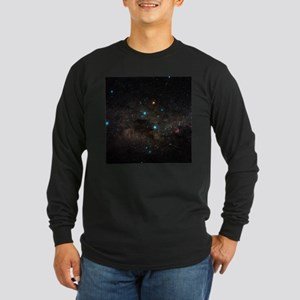 Crux constellation - Long Sleeve Dark T-Shirt