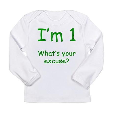 2-Im ONe Long Sleeve T-Shirt