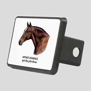 Sport Horse Rectangular Hitch Cover