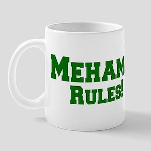Mehama Rules! Mug